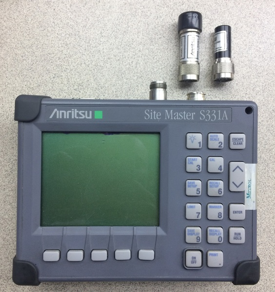 Анализатор Anritsu Site Master S331A