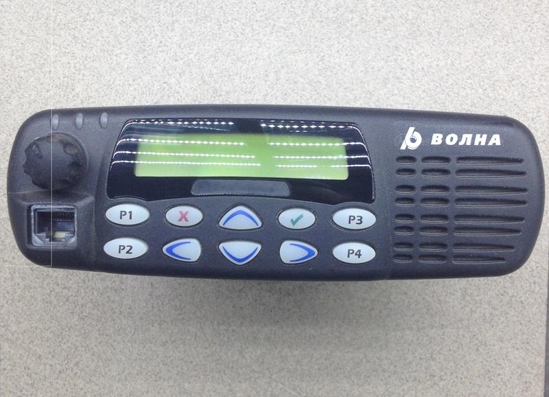 Motorola GM360 Волна 136-174 мГц