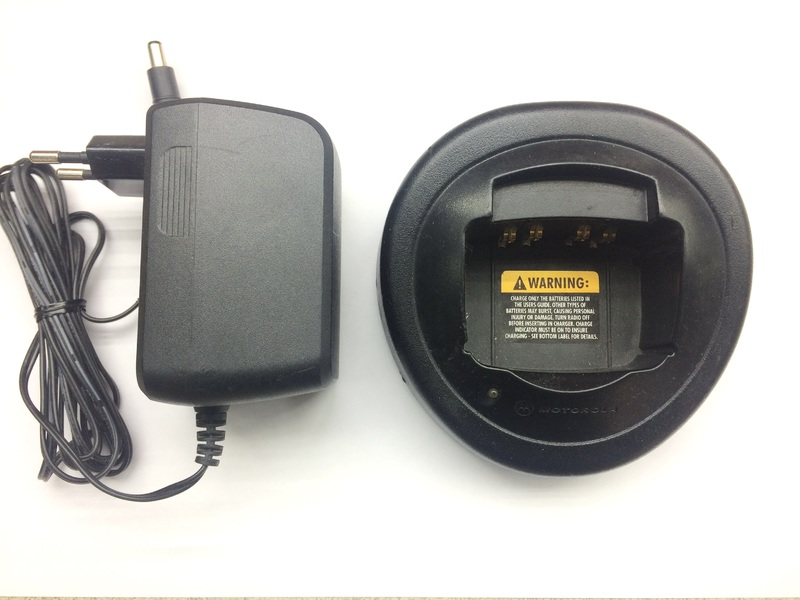 Зарядное устройство Motorola GP-серии