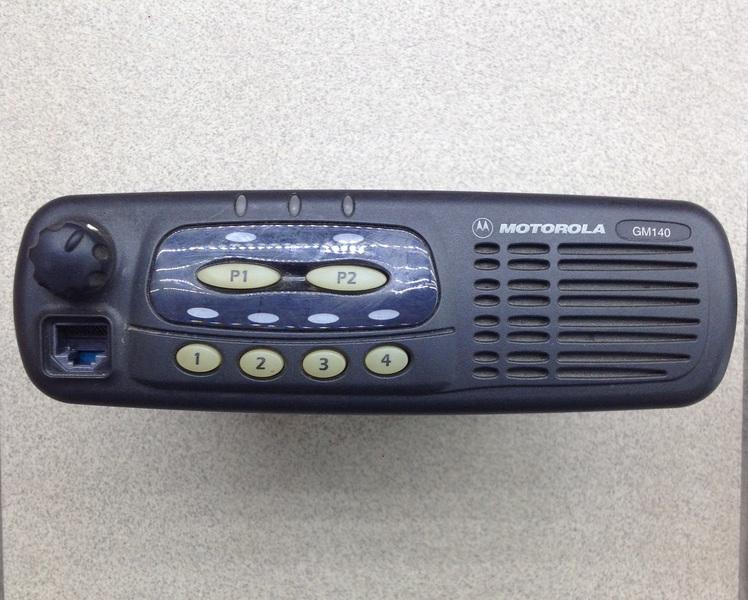Motorola CM-140 UHF