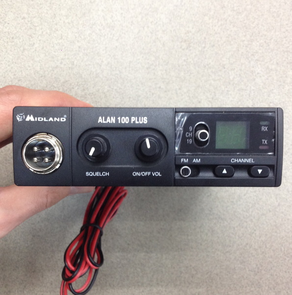 Alan 100 Plus Б/у
