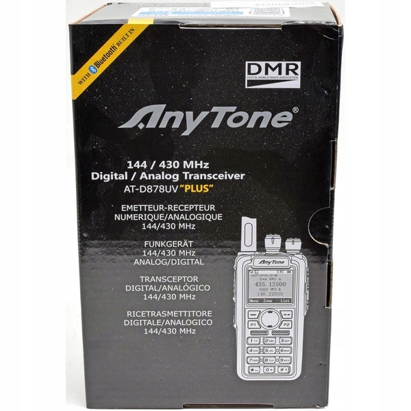 Anytone AT-D878UV Plus