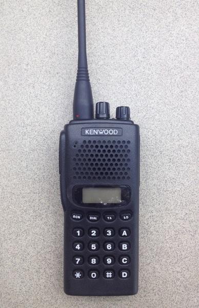 Kenwood TK-378 UHF