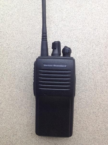 Vertex VX-160 UHF