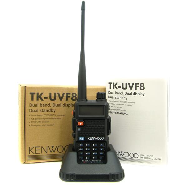 Kenwood TK-F8 Dual Band