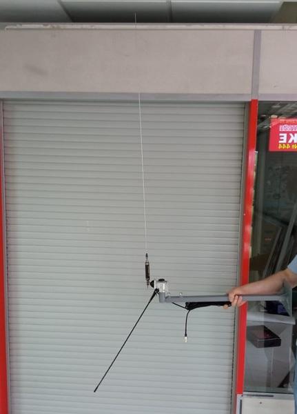 Антенна балконная 27 МГц