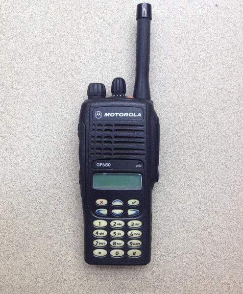 Motorola GP-680 UHF