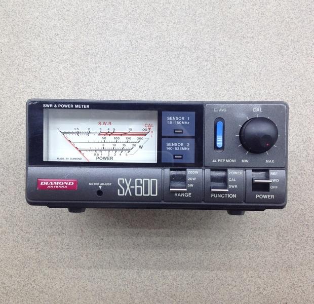 SWR Diamond SX-600