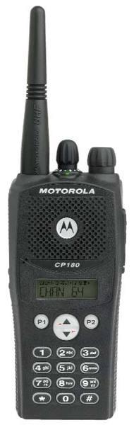 Motorola CP180 VHF