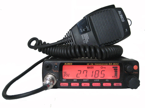 Alinco DR-M 03 SX