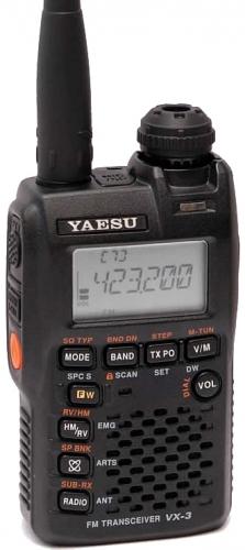 Yaesu VX-3R