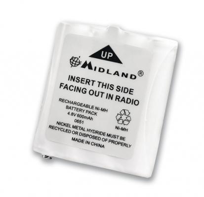 Аккумулятор Midland BATT 4R
