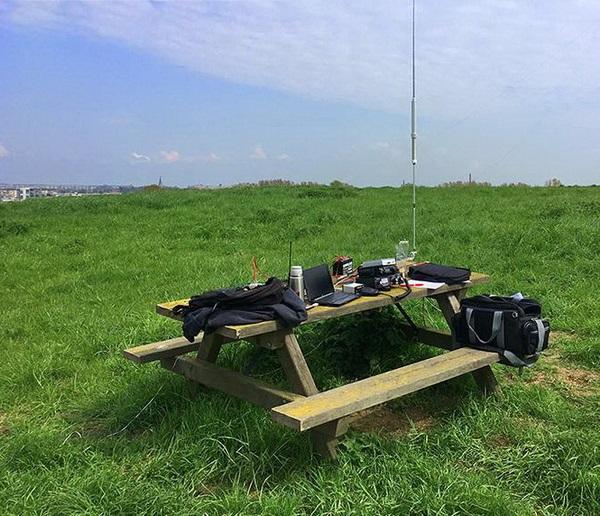 Антенна КВ AR-HF1P