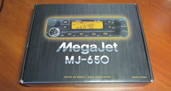 MegaJet MJ-650